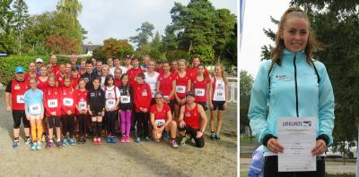 Foto zu Meldung: Landesmeisterschaften im Straßenlauf