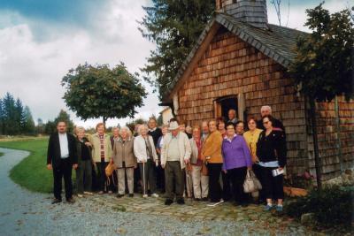 Foto zur Meldung: Senioren in der Heimat von Pfarrer Drexler