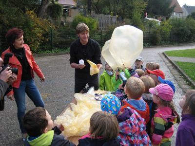 Foto zur Meldung: Kindertagestätte/ Kinderhort in der Freien Presse