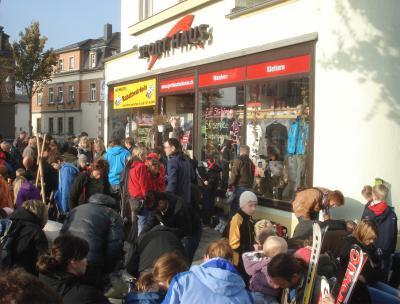 Foto zur Meldung: Skibörsen am 8. und 29.11.2014 im Sport Haus Heidenau