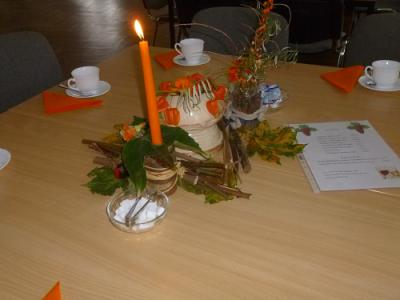 Foto zur Meldung: Weinfest im OT Frose