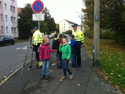 Aktion Blitz für Kids