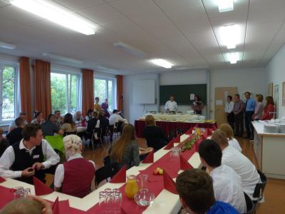 Foto zur Meldung: Schüleraustausch mit unserer polnischen Partnerschule aus Koszalin