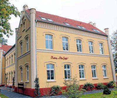 Foto zur Meldung: Aus alter Schule entsteht Wohnhaus