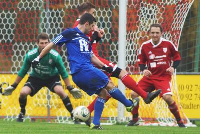 Foto zu Meldung: Landesliga: ASV Hollfeld - FC Vorwärts 0:2 (0:0)