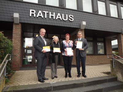 Foto zur Meldung: Erfolgreiche Klassifizierungen des Deutschen Tourismus Verbandes (DTV) mit 3 (***) und 4 (****) Sternen in der Verbandsgemeinde Rheinböllen