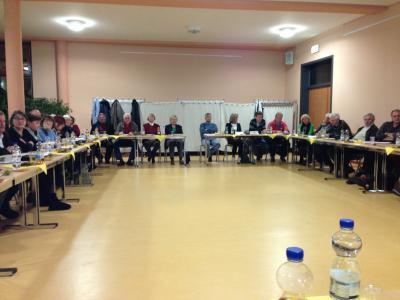 Foto zu Meldung: BiKuT - Vorstand neu gewählt