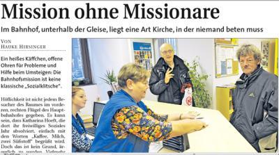 Vorschaubild zur Meldung: Mission ohne Missionare