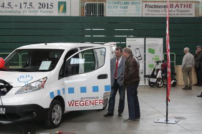 Foto zur Meldung: 2. Brandenburgischer Elektromobilitätstag