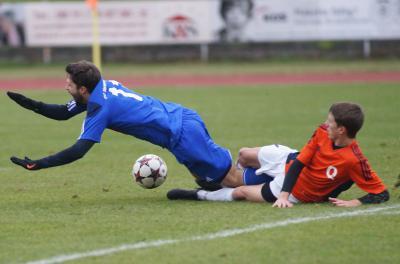 Foto zu Meldung: Landesliga: SG Quelle Fürth - FC Vorwärts 1:4 (0:2)