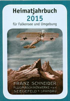 Foto zur Meldung: Heimatjahrbuch 2015 ab sofort erhältlich!