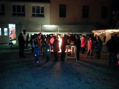 Foto zur Meldung: 4. Adventsmarkt in Nazza