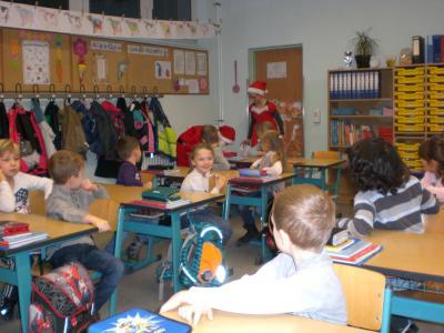 Foto zur Meldung: Wer war denn heute in der Schule?