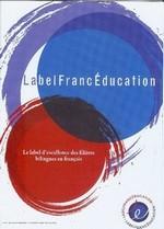 Vorschaubild zur Meldung: LabelFrancÉducation