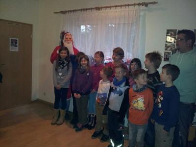 Foto zur Meldung: Weihnachtsvorbereitungen