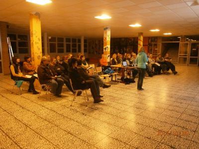 """Foto zur Meldung: """"Cybermobbing und Soziale Netzwerke"""" an der EKS"""