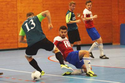 Foto zu Meldung: Futsal-Hallenkreismeisterschaft: Vorrunde in Arzberg