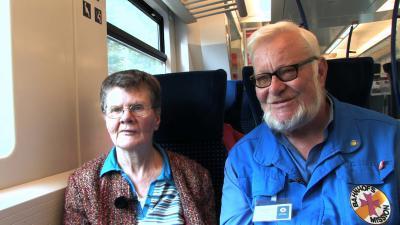 """Vorschaubild zur Meldung: Film über die """"Mobile Bahnhofsmission"""""""