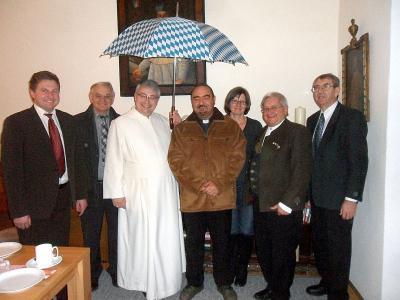Foto zu Meldung: 900-Jahrfeier in Prackenbach wird vom Kloster Windberg beschirmt
