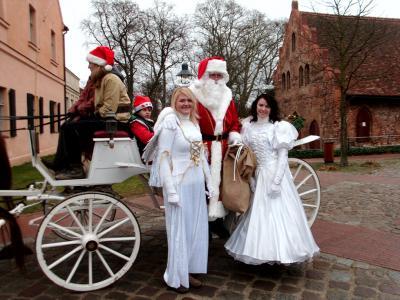 Foto zu Meldung: Ein frohes Weihnachtsfest und ein gesundes neues Jahr