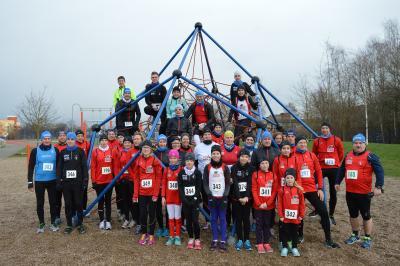Foto zu Meldung: 36. Silvester-Neujahrs-Warnow-Lauf in Rostock