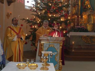 Foto zur Meldung: Pontifikalgottesdienst zum Auftakt der 900-Jahr-Feier