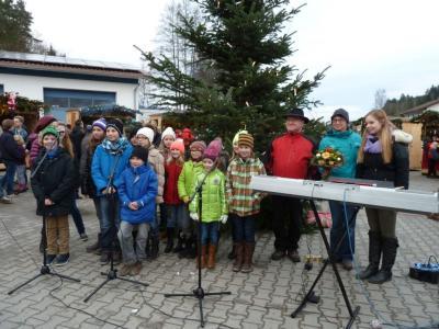 Foto zur Meldung: Der Weihnachtsmarkt mehr und mehr eine Kulturveranstaltung