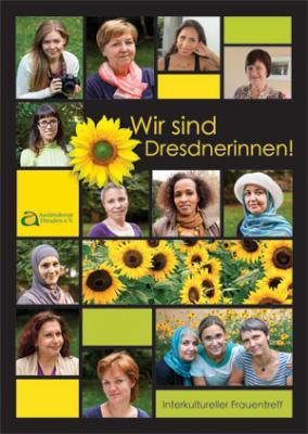 Foto zu Meldung: Vernissage: Wir sind Dresdnerinnen