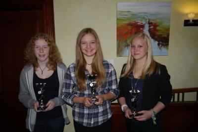 Foto zur Meldung: Badminton-Vereinsmeisterschaften
