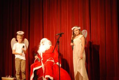 """Foto zur Meldung: Weihnachtsmusical """"HSDW"""""""
