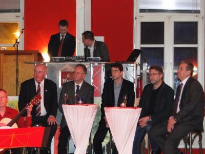 Foto zur Meldung: Neujahrsempfang im Bürgerhaus