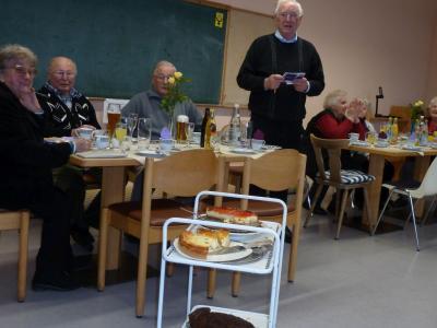 Foto zur Meldung: Senioren erlebten einen vergnügten Nachmittag