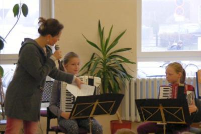 Foto zu Meldung: Kindergartenkonzerte für die Jüngsten