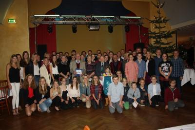 Foto zur Meldung: Sportabzeichen-Rekordjahr 2014 beim TuS Elsdorf