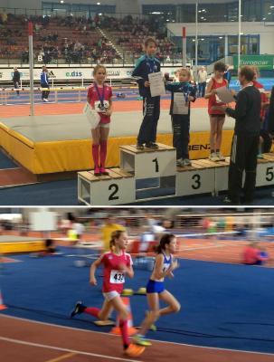 Foto zu Meldung: Landeshallenmeisterschaften der Kinder im Mehrkampf