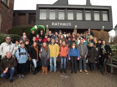 Foto zur Meldung: Brasilianische Musikkapelle Colegio Teutonia zu Gast in Rheinböllen und Mörschbach