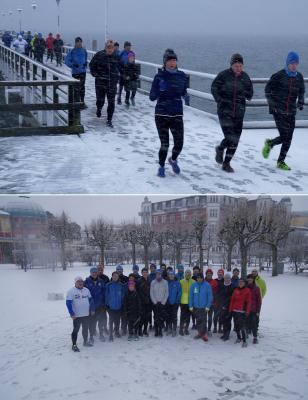 Foto zu Meldung: Aktivwochenende für Ausdauersportler mit reichlich Schnee