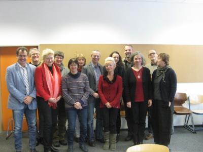 Vorschaubild zur Meldung: 5. Gemeinsame Sitzung der Vorstände der Fachschulverbände 23. Januar / 24. Januar 2015 in Münster