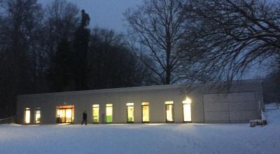 Vorschaubild zur Meldung: Einweihung des Lutherweginformationszentrum am 18.1.18