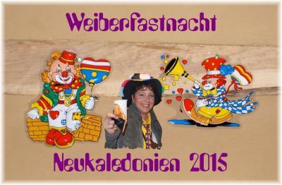 Foto zur Meldung: Weiberfastnacht 2015
