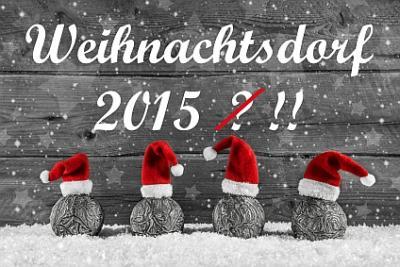 Foto zur Meldung: Es geht weiter - Ladberger Weihnachtsdorf 2015