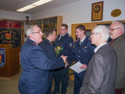 Foto zu Meldung: 10 Jahre Mitgliedschaft in der FF Putbus