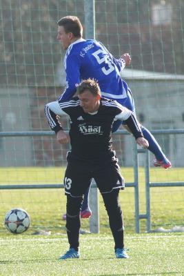 Foto zu Meldung: Remi im Test gegen den SV Mitterteich