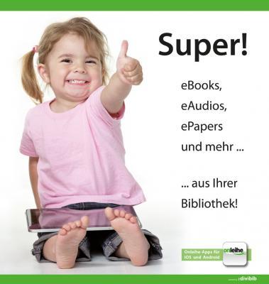 Foto zur Meldung: ONLEIHE - Stadtbibliothek Lebus