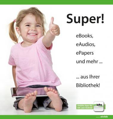 Foto zu Meldung: ONLEIHE - Stadtbibliothek Lebus