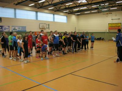 Foto zu Meldung: 3. Pflegeteam Cup in Laage