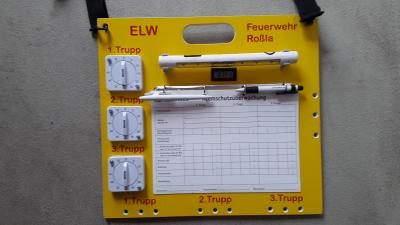 Foto zur Meldung: Jahreshauptverssammlung der Feuerwehr Roßla