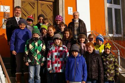 Foto zu Meldung: Röslauer Grundschule kostet der Gemeinde viel Geld
