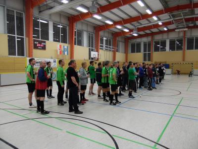 Foto zu Meldung: TV Emstal wieder ganz vorne  - Hallenfußballturnier der Gemeinde Kloster Lehnin