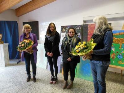 """Foto zur Meldung: Abschlussfeier des Projekts """"Reine Kunst"""""""